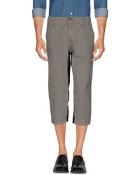 Longjourney - 3/4-length Trousers - Lyst