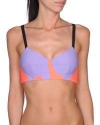 ROKSANDA - Bikini Tops - Lyst
