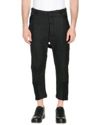 Lost & Found - Casual Trouser - Lyst
