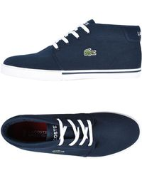 Lacoste Sport - High-tops & Trainers - Lyst
