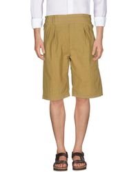 White Mountaineering - Bermuda Shorts - Lyst