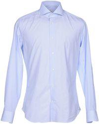Truzzi - Shirt - Lyst