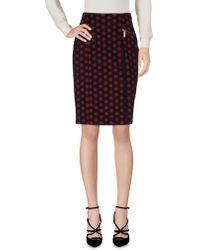 MICHAEL Michael Kors - Knee Length Skirt - Lyst