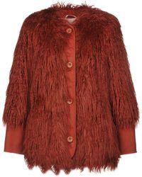 INTROPIA - Faux Fur - Lyst