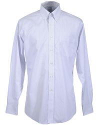 Brooks Brothers - Long Sleeve Shirt - Lyst