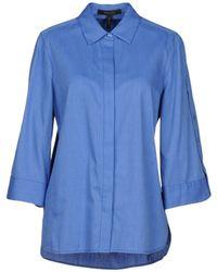 BCBGMAXAZRIA - Shirt - Lyst