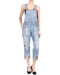 Citizens of Humanity - Overalls - Lyst