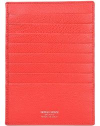 Giorgio Armani - Document Holders - Lyst