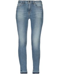 BOSS Orange - Denim Trousers - Lyst