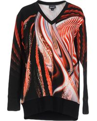 Just Cavalli - Sweatshirt - Lyst