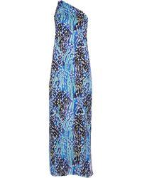 Matthew Williamson - Long Dress - Lyst