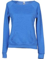 Alternative Apparel - Sweatshirts - Lyst
