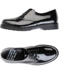 Pierre Darre' Chaussures à lacets - Noir