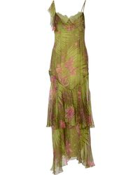Clips - Long Dress - Lyst