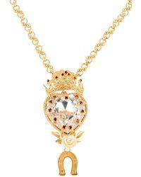 Dolce & Gabbana - Necklaces - Lyst