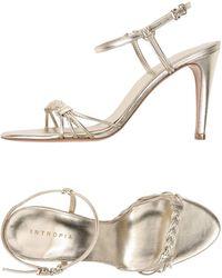 INTROPIA - Sandals - Lyst