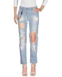 Klixs Jeans - Denim Trousers - Lyst