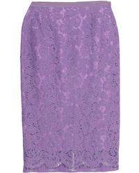 Jucca - 3/4 Length Skirt - Lyst