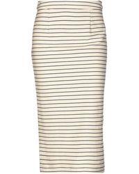 Altea - 3/4 Length Skirt - Lyst