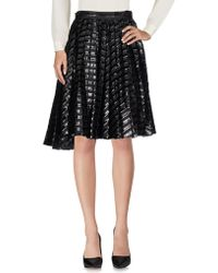 Jourden - Knee Length Skirt - Lyst