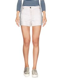 McQ - Denim Shorts - Lyst