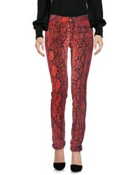 Just Cavalli | Casual Trouser | Lyst