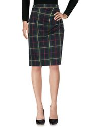 Angela Davis - Knee Length Skirt - Lyst