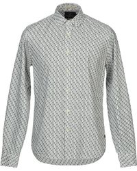 Scotch & Soda - Camicia - Lyst