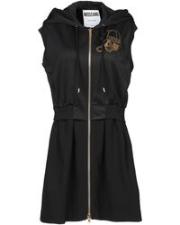 Moschino Robe courte - Noir