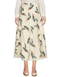 Cacharel - Knee Length Skirt - Lyst
