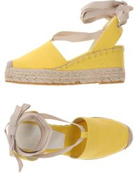 Ralph Lauren Collection - Espadrilles - Lyst