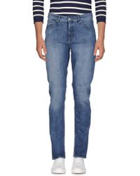 Cheap Monday - Denim Capris - Lyst