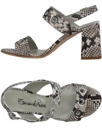 Emanuela Passeri - Sandals - Lyst