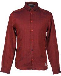 Suit - Long Sleeve Shirt - Lyst