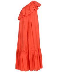 WEILI ZHENG - Long Dress - Lyst