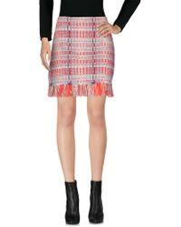 Tory Burch - Mini Skirts - Lyst