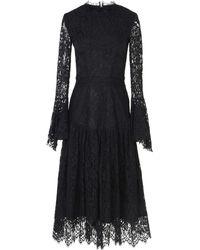 Sophia Kah - 3/4 Length Dresses - Lyst