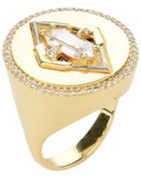 Noir Jewelry - Rings - Lyst