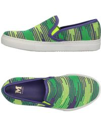 M Missoni - Low-tops & Trainers - Lyst
