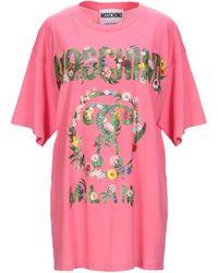 Moschino - T-shirt - Lyst
