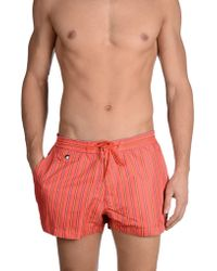 Marc By Marc Jacobs - Swimming Trunks - Lyst