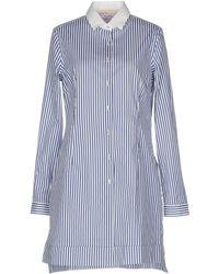 AT.P.CO - Short Dresses - Lyst
