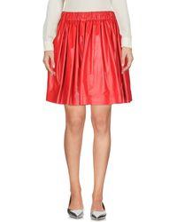 MSGM | Mini Skirt | Lyst