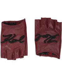 Karl Lagerfeld Guantes - Multicolor