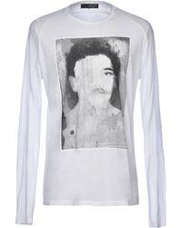 Tom Rebl - T-shirts - Lyst