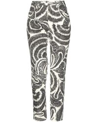 Dries Van Noten - Denim Trousers - Lyst