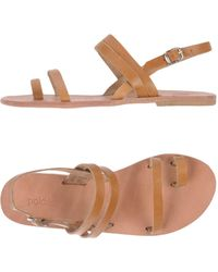 Polder - Toe Strap Sandals - Lyst
