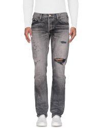 Fabric-Brand & Co. - Denim Pants - Lyst