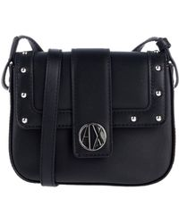 4dcecddbed48 Lyst - Women s Armani Exchange Shoulder bags Online Sale