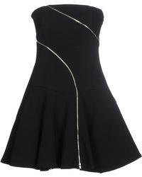 Jay Ahr - Short Dress - Lyst